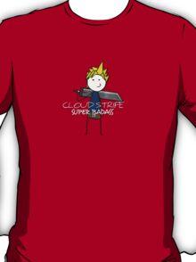 Cloud Strife - Super Badass T-Shirt