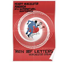 Men of Letters Poster