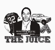 Sketchy OJ! by ABC Tee!