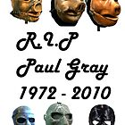 Paul Gray by Clayt0n
