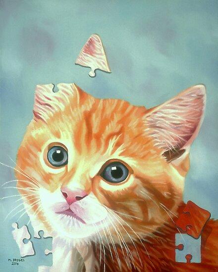 Cat Puzzle by mikebridges