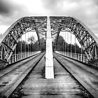 Hagg Bank Bridge - Wylam by Bob Noble