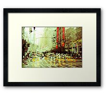 New York 2 Framed Print