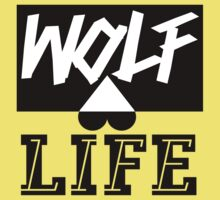 WOLF LIFE Kids Clothes