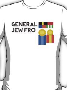 General Jew Fro T-Shirt