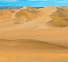 Great Sand Sea. by bulljup