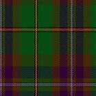 00701 Aberuchill Fashion Tartan Fabric Print Iphone Case by Detnecs2013