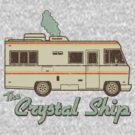 Breaking Bad - The Crystal Ship by thatshirtgirl