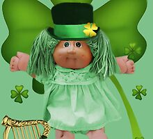 CABBAGE PATCH DOLL GOES IRISH by ✿✿ Bonita ✿✿ ђєℓℓσ