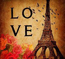 LOVE by gardencottage