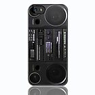 Boombox iPhone5 (follow link below for iPhone4) by Nicklas81