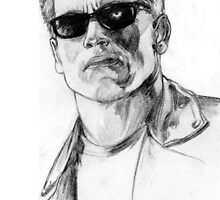 Terminator by JavierMontero