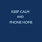 E.T.: Keep Calm and Phone Home by iElkie