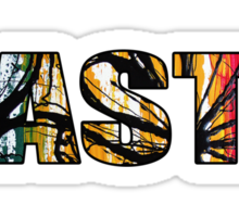 Rasta All Dance Sticker