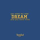 TANGLED: you were my new dream by iElkie