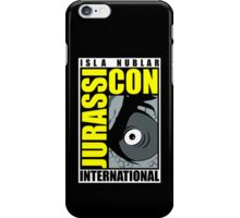 JurassiCon iPhone Case/Skin