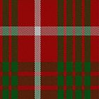00712 Al-Maktoum Military Tartan Fabric Print Iphone Case by Detnecs2013