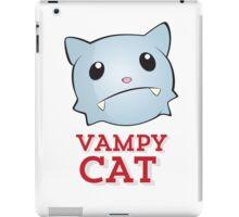 Vampy Cat! iPad Case/Skin