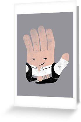 Hand Solo by Jonah Block