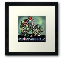 Ghostmuppers Framed Print