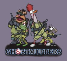 Ghostmuppers Kids Clothes