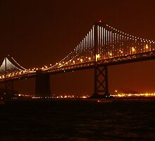 The Bay Lights ~ Grand Lighting by fototaker