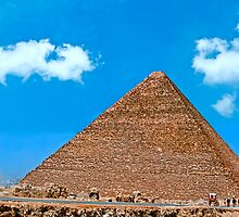 Cheops Pyramid5. by bulljup