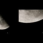 Moon Jupiter Conjunction, Feb 18 2013 by Stephen Permezel
