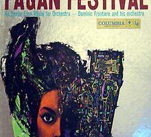Pagan Festival, 1950's exotica album by Vintaged