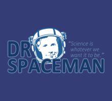 DR Leo Spaceman by Circleion