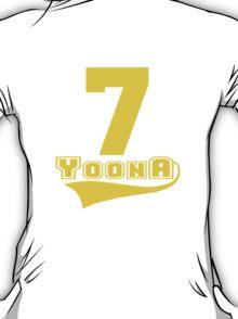 YoonA - 7 T-Shirt