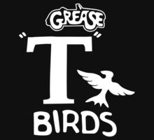 Grease T Birds  by Circleion