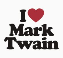 I Love Mark Twain by iheart