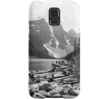 Moraine Lake, Banff, Alberta Samsung Galaxy Case/Skin