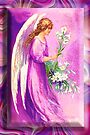 EASTER ANGEL by Tammera