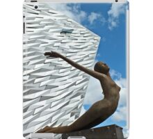 The Titanic Museum, Belfast iPad Case/Skin
