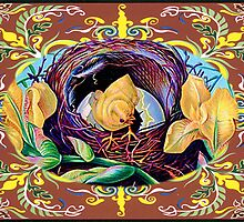 EASTER BLESSINGS 2 by Tammera