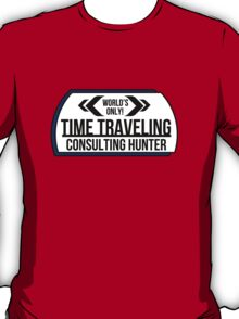 Consulting Hunter T-Shirt