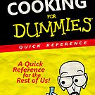 Cooking for Dummies by J.C. Maziu