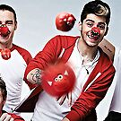 one direction red nose day by forfox
