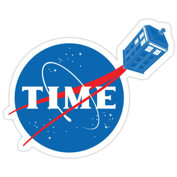 TIME by geekchic  tees