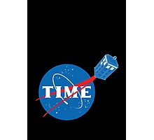 TIME Photographic Print