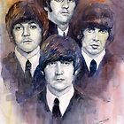The Beatles 02 by Yuriy Shevchuk