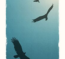 As Free as a Bird | Blue by itsjensworld