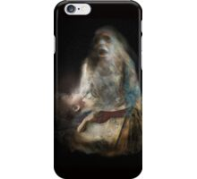 Black Madonna iPhone Case/Skin