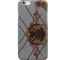 Dead Wall Flower iPhone Case/Skin