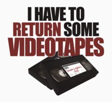 Videotapes! by Graphix247