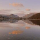 The Lake District: Grasmere Panorama by Rob Parsons