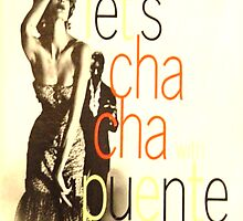 LET'S CHA CHA, 50'S LATIN CHEESECAKE ALBUM COVER by Vintaged