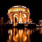 Palace of Fine Arts, San Francisco by Barb White